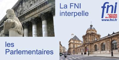 La FNI interpelle les Parlementaires