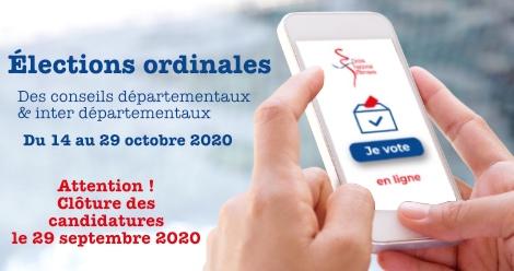 Élections ordinales : pourquoi il est important de voter en octobre !